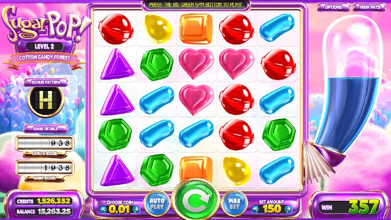 sugar pop game
