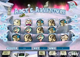 Artic Adventure video slot