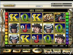 Desperados  video slot