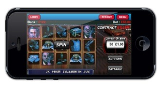 contract-killer mobile slot game