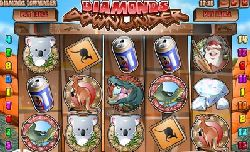 diamonds downunder slots