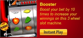 Booster-slot