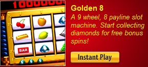 Golden8-slot