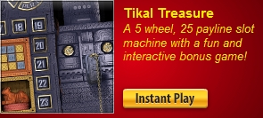 Tikal-treasure-slot