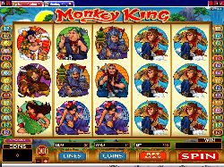 monkey king 30 lines